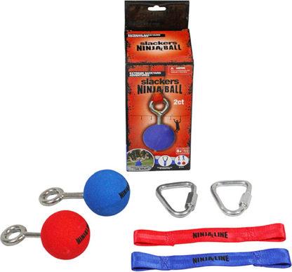 "Ninja Ball 2.5"" 2pc w/ Hardware"