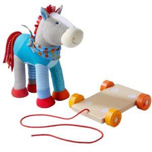 Horse Bluey Pull Toy