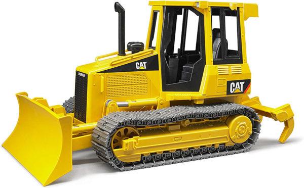 Cat Track -type Tractor
