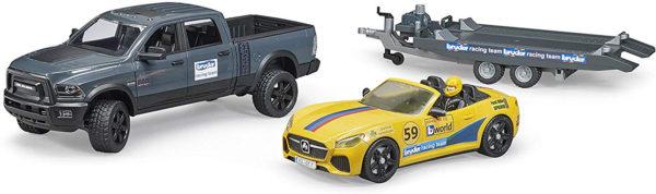 RAM 2500 Power Pick Up W Roadster Racing TEAM