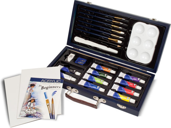 Acrylic Painting Art Kit