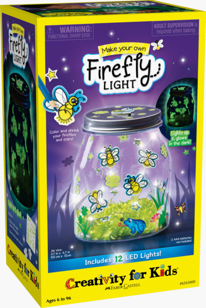 Make Your Own Firefly Light