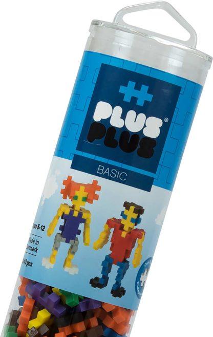 Plus-Plus Tube - 240 pc Basic