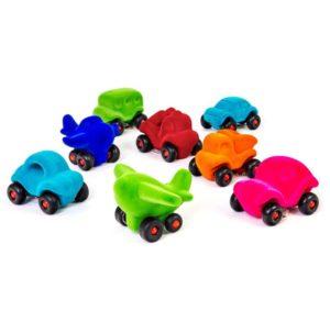 Rubbabu Little Vehicles Assortment