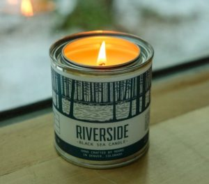 Riverside 1/2 Pint Candle