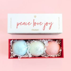Peace Love Joy - 3 Balm Set