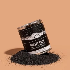 Night Sky 1/2 Pint Candle