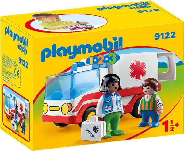 Rescue Ambulance
