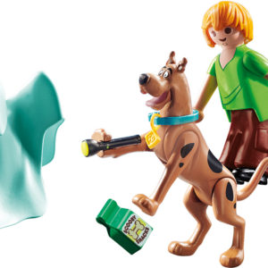Scooby-Doo! Scooby & Shaggy With Ghost