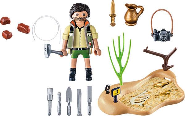 Archeologist