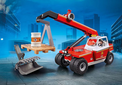Fire Crane