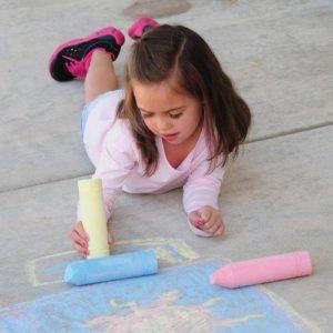 GIANT Sidewalk Chalk