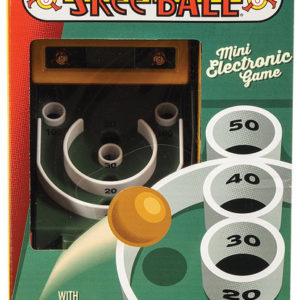 Retro Electronic Skeeball Game