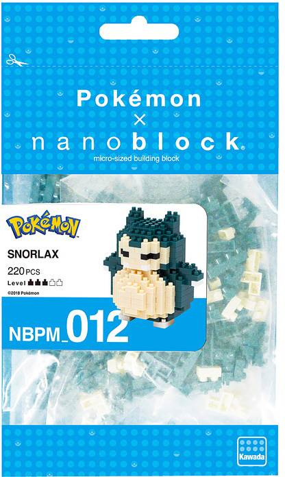Nb- Snorlax - Pokemon