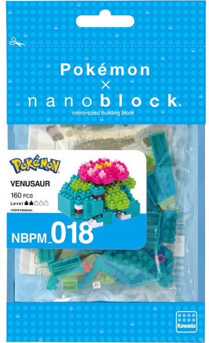 Nb - Venusaur - Pokemon