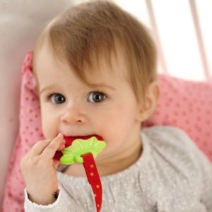 Clutching Strawberry