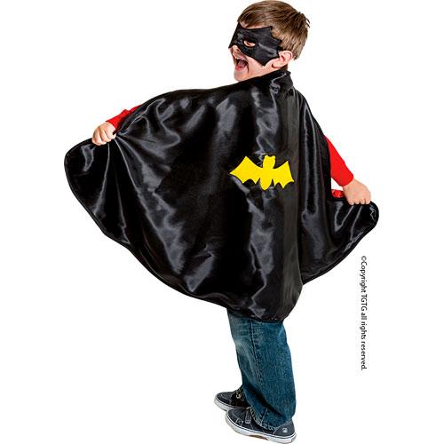 Great Pretenders Batman Spiderman Cape