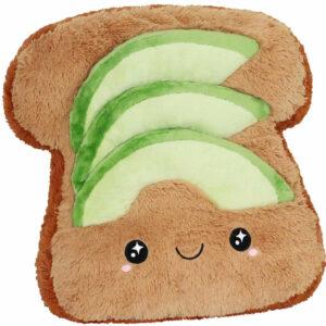 "Squishable Avocado Toast - 15"""