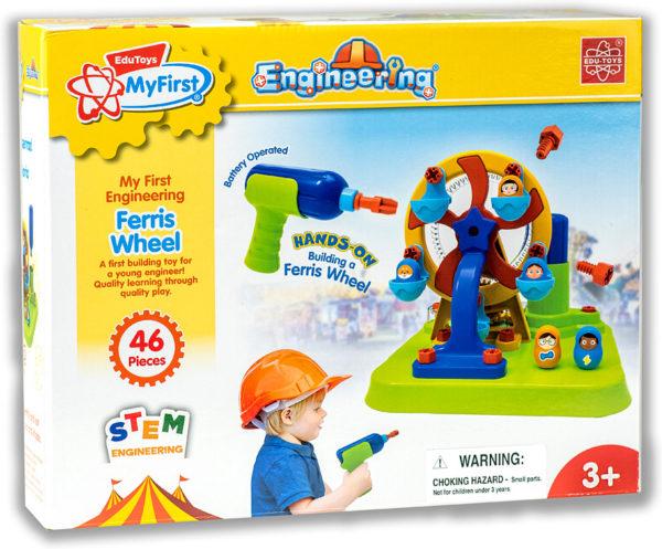 EduToys MyFirst Engineering: Ferris Wheel