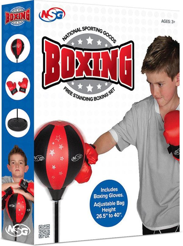 Free Standing Boxing Set