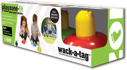 Playzone-Fit Wack-a-Tag