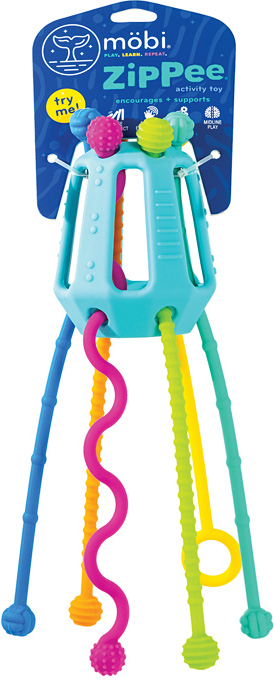 Zippee Activity Toy