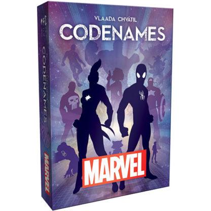 Marvel - CODENAMES