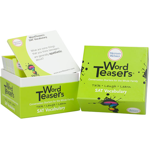 WordTeasers: SAT Vocabulary