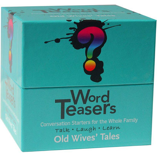 WordTeasers: Old Wives' Tales
