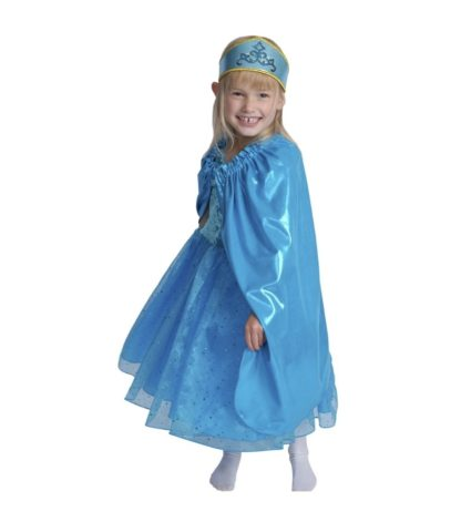 Fairy Flutter Dress with Cape