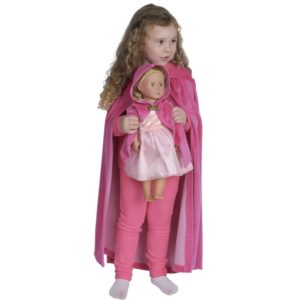 Storybook Cape for Kids and Dolls