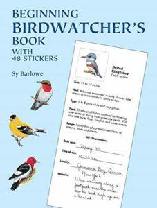 Beginning Birdwatcher's Book: With 48 Stickers