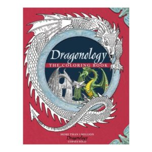 Dragonology: The Coloring Book