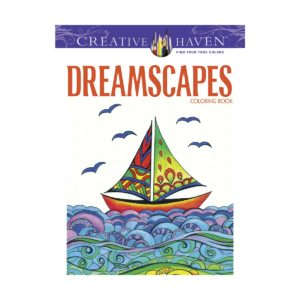 Creative Haven Dreamscape Coloring Book
