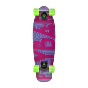 Wooden Cruiser Skateboard: TEXT