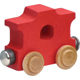 Nametrain Bright Caboose