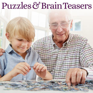 Puzzles & Brain Teasers