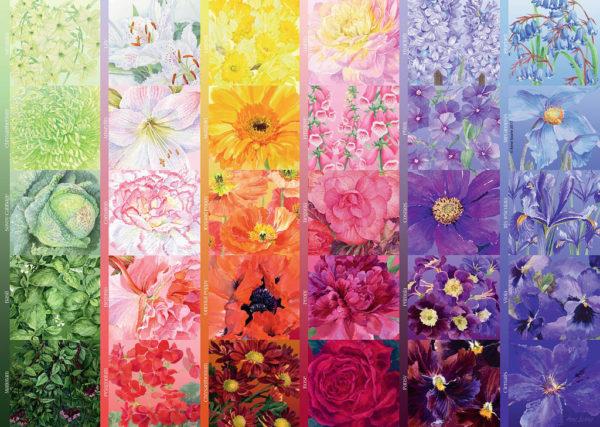 The Gardener's Palette No. 1