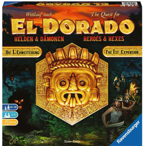 El Dorado: Heroes & Hexes