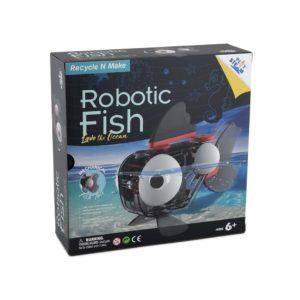 Recycle N' Make: Robotic Fish