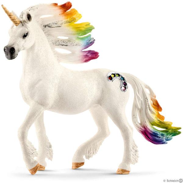 Rainbow Unicorn, Stallion