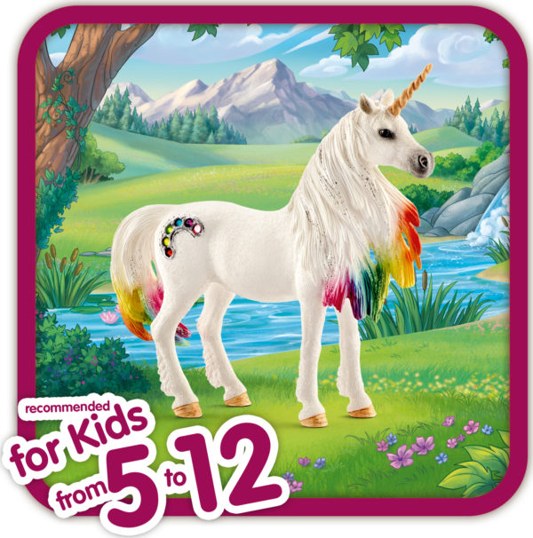 Rainbow Unicorn, Mare