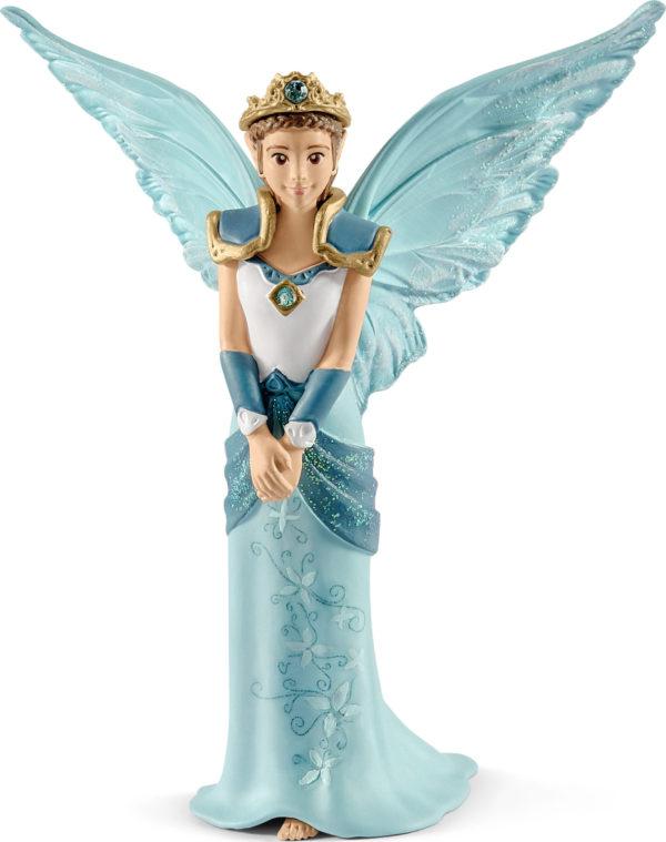 Movie Eyela With Unicorn-Ice-Sculpture