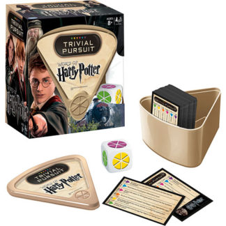 TRIVIAL PURSUIT®: World of Harry Potter Edition Game