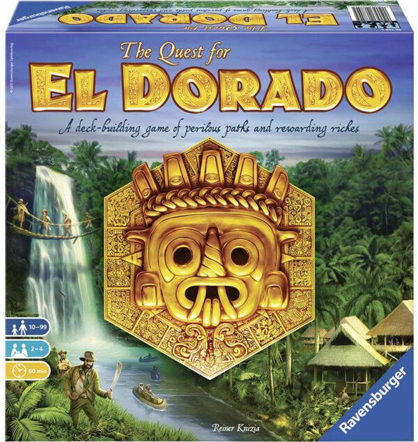 The Quest for El Dorado Game