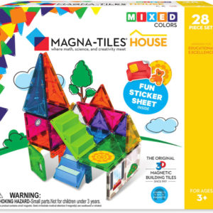 Magna-Tiles® House 28 Piece Set