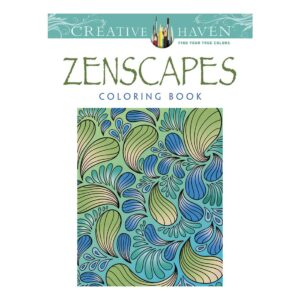 CH ZenScape Coloring Book