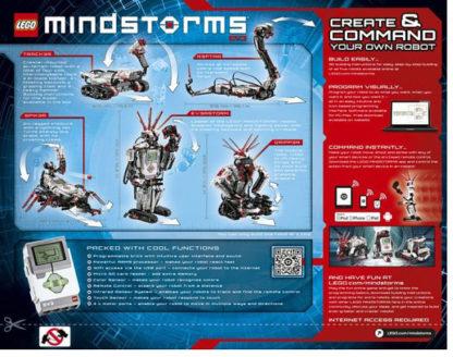Mindstorms 2013