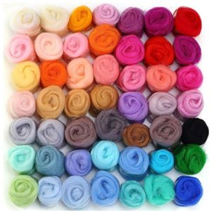Wool Roving (1 oz)