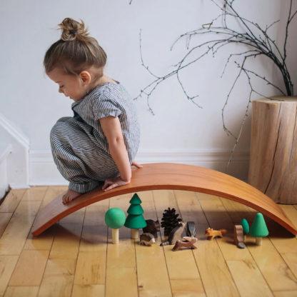 Kinderfeets Kinderboard in Play